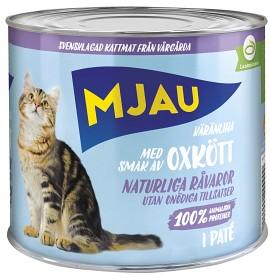 Bild på Mjau Oxkött i Paté 635 g