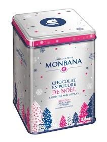 Bild på Monbana Christmas Chocolate Powder 250 g