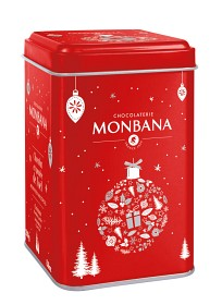Bild på Monbana Christmas Chocolate Powder 250 g