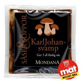 Bild på Mondana Sås Karl Johan-svamp 60 g