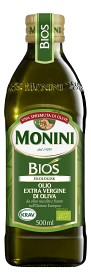 Bild på Monini Olivolja Bios Extra Virgin 500 ml