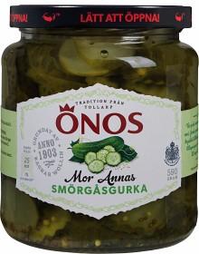 Bild på Önos Mor Annas Smörgåsgurka 590 g