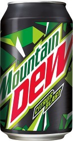 Bild på Mountain Dew 33 cl inkl. Pant