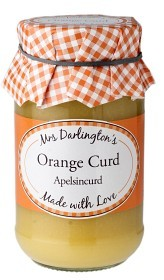 Bild på Mrs Darlington's Apelsincurd 320 g