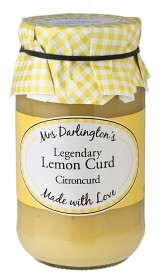 Bild på Mrs Darlington's Lemoncurd 320 g