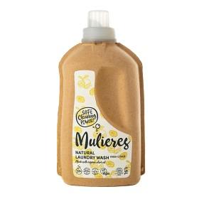 Bild på Mulieres Natural Laundry Wash Fresh Citrus 1500 ml