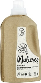 Bild på Mulieres Natural Laundry Wash Pure Unscented 1500 ml