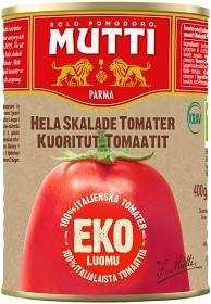 Bild på Mutti Hela Skalade Tomater 400 g