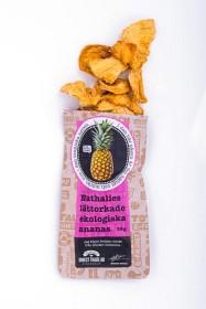 Bild på Nathalies Lättorkade Ananas 35 g