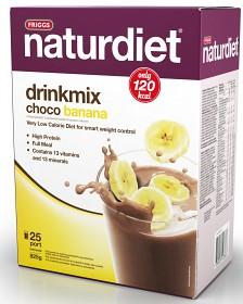 Bild på Naturdiet Drinkmix Chocobanana 25 portioner