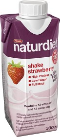 Bild på Naturdiet Shake Jordgubb 330 ml
