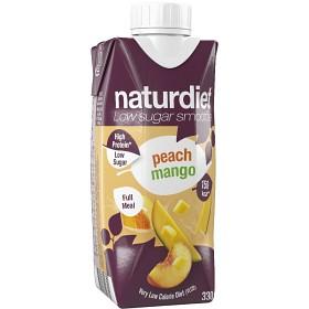 Bild på Naturdiet Smoothie Peach & Mango 330 ml