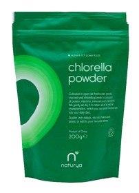Bild på Naturya Chlorella Powder 200 g