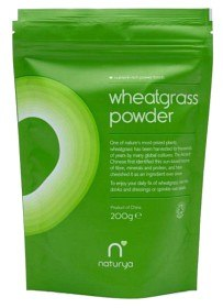 Bild på Naturya Wheatgrass Powder 200 g