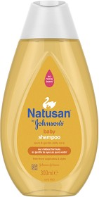 Bild på Natusan Baby Mild Care Shampoo 300 ml