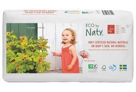 Bild på Naty blöjor stl 4+, 42 st