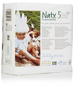 Bild på Naty Blöjor stl 5 Junior 23 st