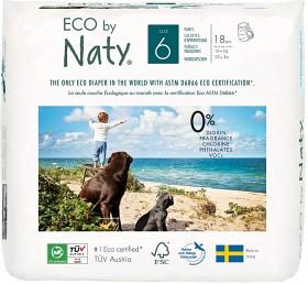 Bild på Naty Blöjbyxa stl 6 Extra large 18 st