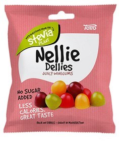 Bild på Nellie Dellies Juicy Winegums 90 g