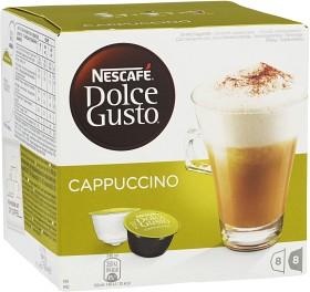 Bild på Nescafé Dolce Gusto Cappuccino Kaffekapsel 8 p