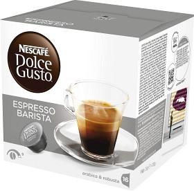 Bild på Nescafé Dolce Gusto Espresso Barista Kaffekapsel 16 p