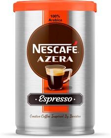 Bild på Nescafé Snabbkaffe Espresso Azera 100 g