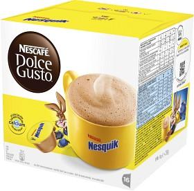 Bild på Nescafé Dolce Gusto Chokladdryck Nesquik Kapsel 16 p
