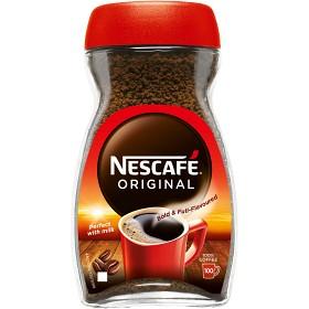 Bild på Nescafé Snabbkaffe Original 200 g