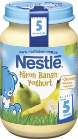 Bild på Nestlé Fruktpuré Päron Banan Yoghurt 5M 195 g