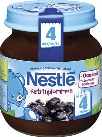 Bild på Nestlé Fruktpuré Katrinplommon 4M 125 g