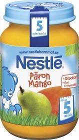 Bild på Nestlé Fruktpuré Päron Mango 5M 195 g
