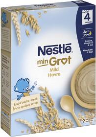Bild på Nestlé Min Gröt Mild Havre 4M 270 g