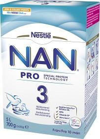Bild på Nestlé NAN Pro 3 10M 700 g