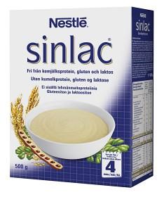 Bild på Nestlé Sinlac Specialgröt 4M 500 g