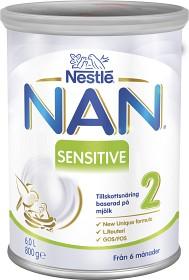 Bild på Nestlé NAN Sensitive 2, 6M 800 g