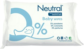Bild på Neutral Baby Wipes 63 st