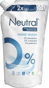 Bild på Neutral Handtvål oparfymerad refill 500 ml