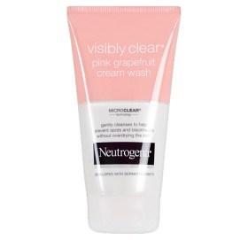 Bild på Neutrogena Visibly Clear Pink Grapefruit Cream Wash 150 ml