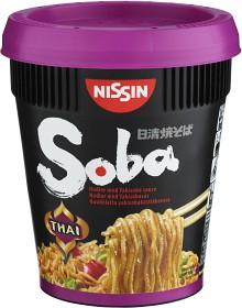 Bild på Nissin Nudlar Soba Cup Thai 90 g