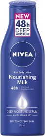 Bild på Nivea Rich Body Lotion Nourishing Milk 250 ml