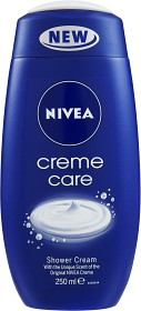 Bild på Nivea Creme Care Shower 250 ml