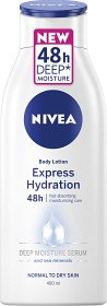 Bild på Nivea Express Hydration Body Lotion 400 ml