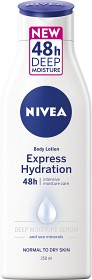 Bild på Nivea Express Moisturising Body Lotion 250 ml