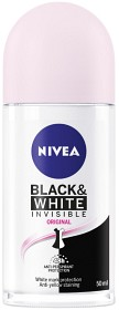 Bild på Nivea Invisible Black & White deodorant