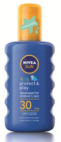 Bild på Nivea Kids Moisturising Sun Spray SPF 30, 200 ml