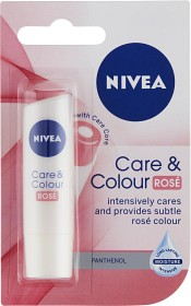 Bild på Nivea Lip Care & Colour Pink