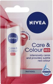Bild på Nivea Lip Care & Colour Red