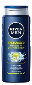 Bild på Nivea Men Power Fresh Shower Gel 250 ml