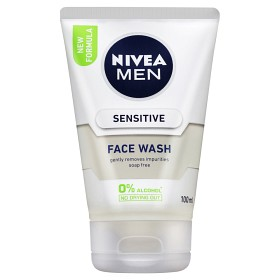 Bild på Nivea Men Sensitive Face Wash 100 ml