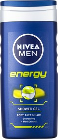 Bild på Nivea Men Energy Shower Gel 250 ml